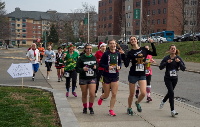 Broome County Promise Zone Ugly Sweater Run/Walk